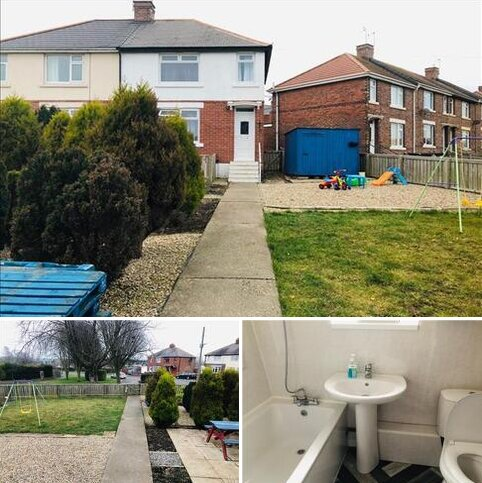 2 bedroom semi-detached house to rent - The Crescent, Chester Moor DH2