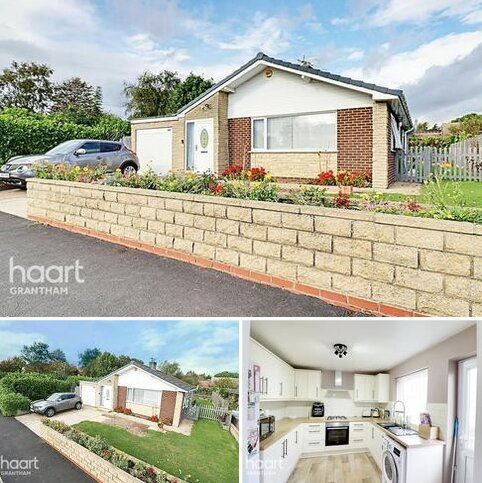 3 bedroom detached bungalow for sale - Ancaster Drive, SLEAFORD