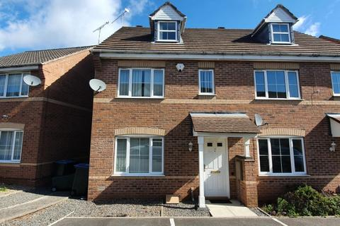 3 bedroom semi-detached house to rent - Gillquart Way, Coventry, CV1