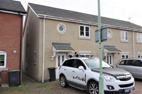 3 bedroom semi-detached house to rent - Takers Lane, Stowmarket IP14