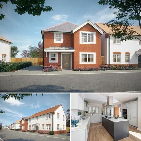 3 bedroom detached house for sale - Three Legged Cross