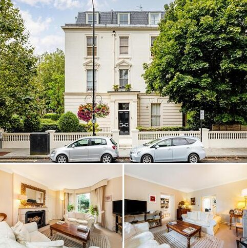 3 bedroom flat for sale - Clifton Gardens, Maida Vale, London, W9