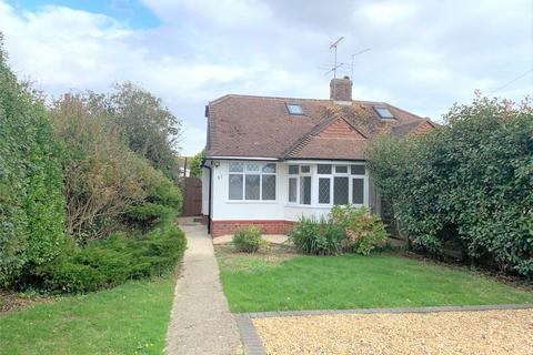 2 bedroom bungalow for sale - Chaucer Avenue, Rustington, Littlehampton, BN16