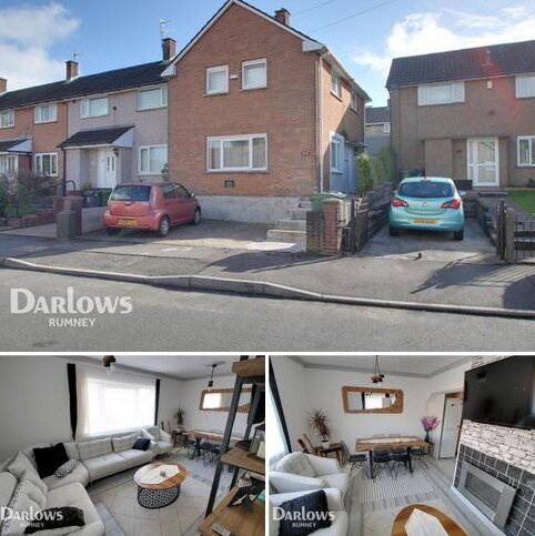 3 bedroom end of terrace house for sale - Woolacombe Avenue, Cardiff