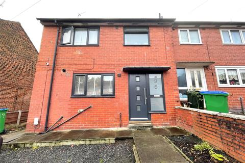 3 bedroom end of terrace house for sale - Abbey Road, Middleton, Manchester, M24