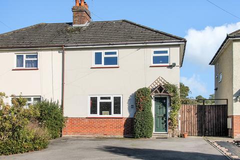 3 bedroom semi-detached house for sale - Wickham, Hampshire