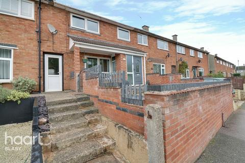3 bedroom terraced house for sale - Featherstone Drive, Leicester