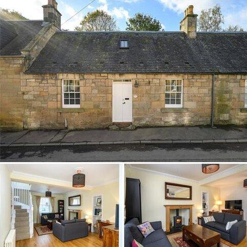 4 bedroom terraced house for sale - Lilac Cottage, West Port, Falkland, Cupar, KY15