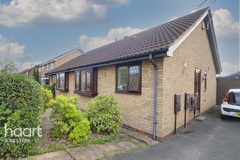 2 bedroom semi-detached bungalow for sale - Derwent Avenue, Ilkeston