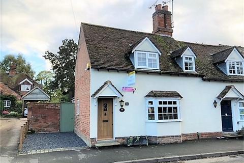 2 bedroom end of terrace house for sale - Church Street, Barford, Nr Warwick