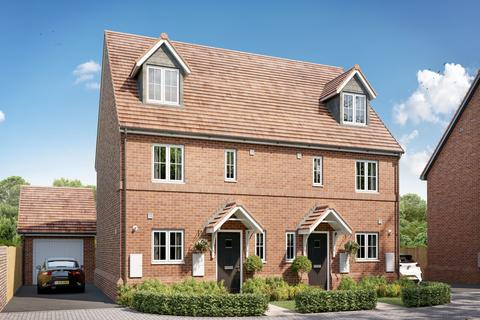 4 bedroom semi-detached house for sale - Plot 10, The Whinfell at Mascalls Grange, Dumbrell Drive, Kent TN12