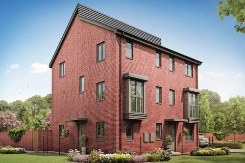 3 bedroom semi-detached house for sale - Plot 126, The Greyfriars Corner at Colonial Wharf, Chatham Quayside  ME4