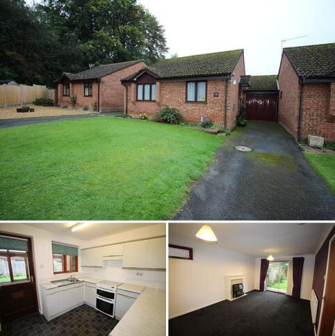 2 bedroom detached bungalow to rent - Tenbury Wells, Worcestershire, WR15 8HY