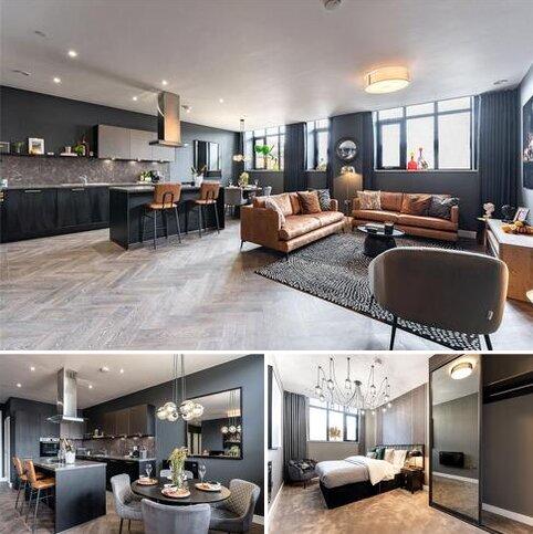3 bedroom apartment for sale - Priory House Lofts, Gooch Street North, Birmingham, B5
