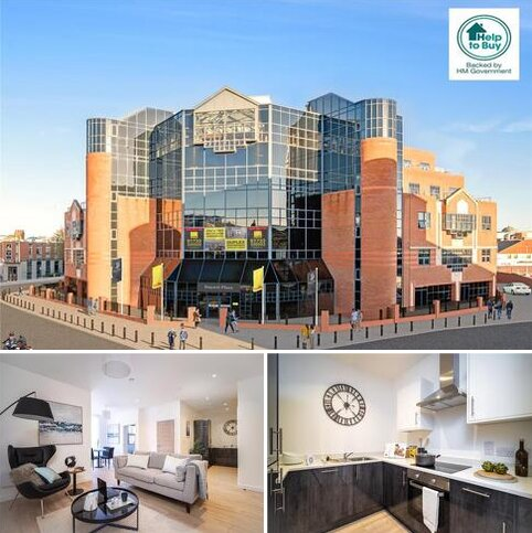 2 bedroom apartment for sale - Bayard Plaza, Broadway, Peterborough, PE1