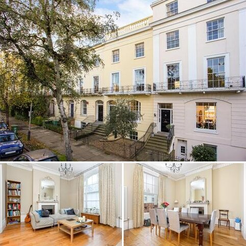 6 bedroom terraced house for sale - Clarence Square, Pittville, Cheltenham, Gloucestershire, GL50