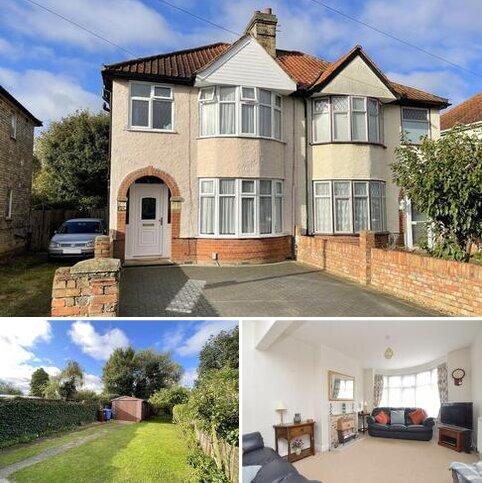 3 bedroom semi-detached house for sale - Avondale Road, Ipswich IP3 9LA