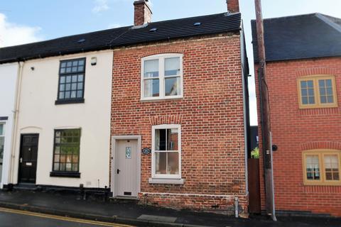 3 bedroom end of terrace house for sale - Wood Street, Ashby-de-la-Zouch