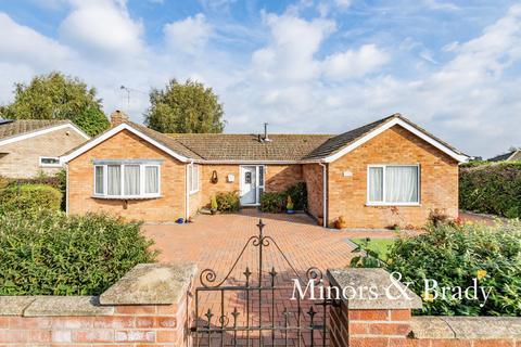 3 bedroom detached bungalow for sale - Glebe Close, Thetford