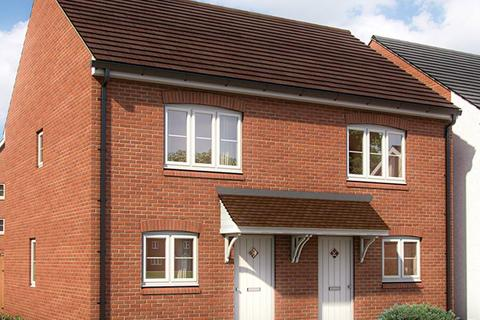 2 bedroom semi-detached house for sale - Plot 73, Hawthorn at Osprey Rise, Worrall Drive, Peters Village, Wouldham ME1