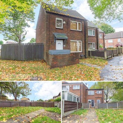 3 bedroom end of terrace house for sale - Kingsway, Alkrington, Middleton, Manchester, M24