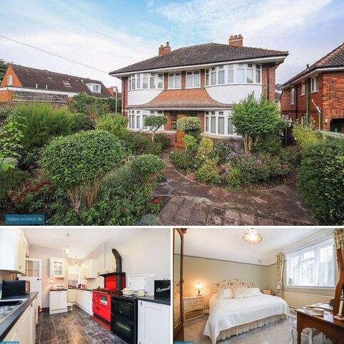 4 bedroom detached house for sale - Central Taunton