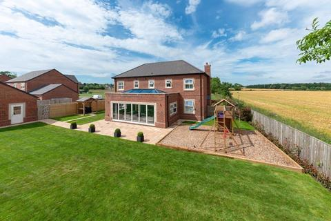 4 bedroom detached house for sale - Field View, The Leas, Medburn, Northumberland
