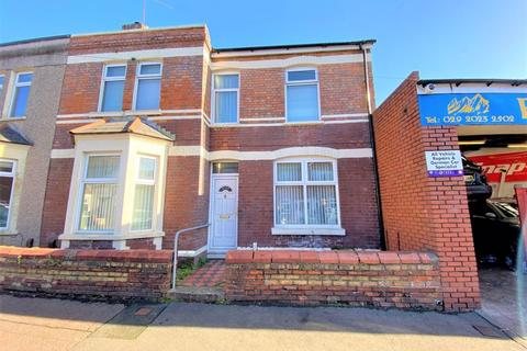 3 bedroom end of terrace house for sale - Brecon Street Canton Cardiff CF5 1RE