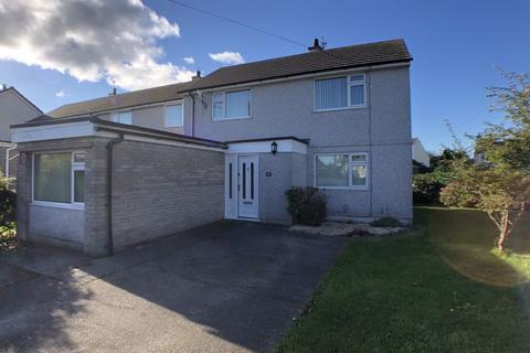 3 bedroom terraced house for sale - Stad Glanrafon, Amlwch