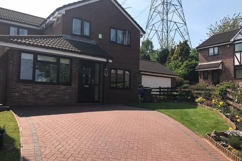 4 bedroom detached house for sale - Barncroft, Runcorn