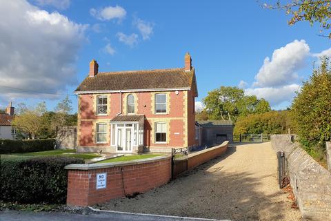 3 bedroom detached house for sale - Stone Lane, Parbrook, BA6