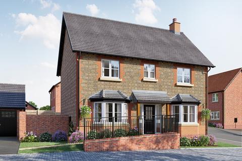 4 bedroom detached house for sale - Hayfield Walk, Castlethorpe Road, Hanslope, Milton Keynes, MK19