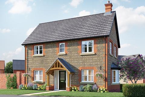 3 bedroom detached house for sale - Hayfield Walk, Castlethorpe Road, Hanslope, Milton Keynes, MK19