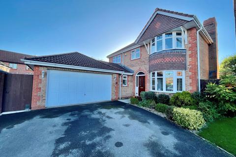 4 bedroom detached house for sale - Elmsett Road, Walton-le-Dale, Preston, PR5
