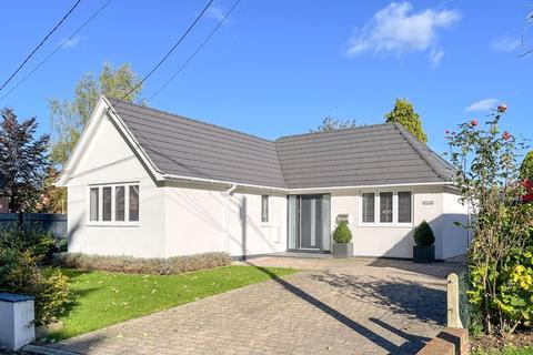 2 bedroom detached bungalow for sale - Coopers Lane, Wantage