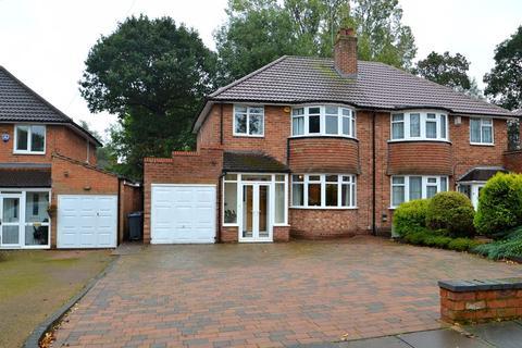 3 bedroom semi-detached house for sale - Chamberlain Road, Kings Heath, Birmingham, B13