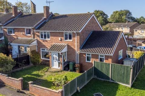 3 bedroom end of terrace house for sale - Welbeck Court, Corby