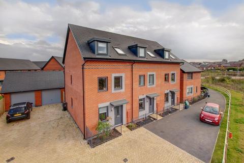 3 bedroom terraced house for sale - Trevisker Gardens, Exeter