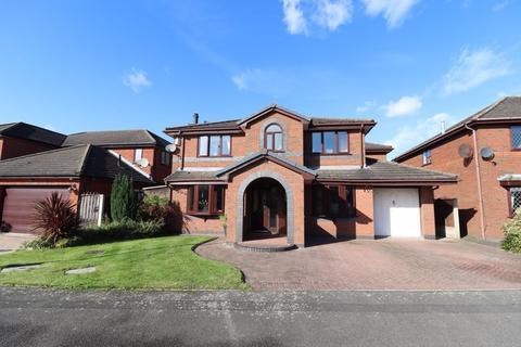 4 bedroom detached house for sale - Newlyn Gardens, Penketh, WA5
