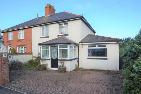 3 bedroom semi-detached house for sale - Kitchener Road, Weymouth