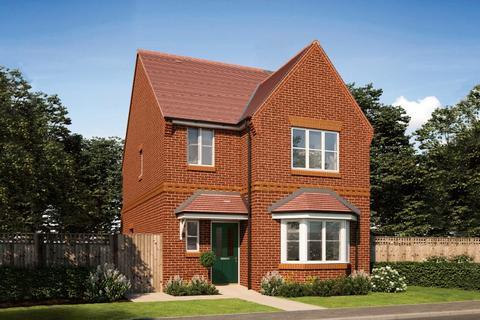 3 bedroom detached house for sale - Plot 195, The Kintbury at Ash Lodge Park, Ash Lodge Drive GU12