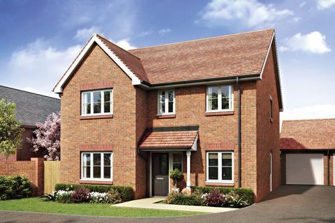 4 bedroom detached house for sale - Plot 196, The Curridge at Ash Lodge Park, Ash Lodge Drive GU12