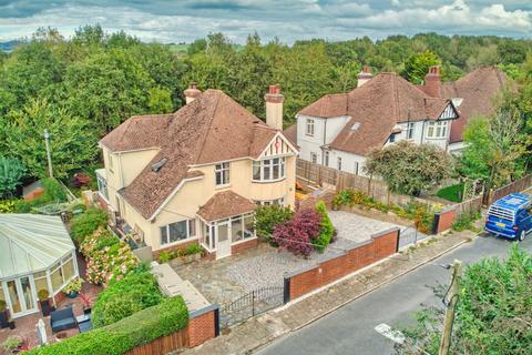 4 bedroom detached house for sale - Oatlands Avenue, Bishops Tawton