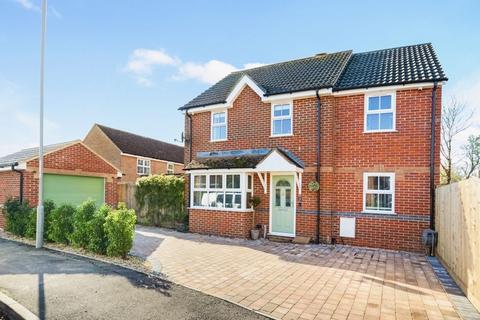 4 bedroom detached house for sale - Plantagenet Way, Gillingham SP8
