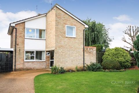 4 bedroom detached house for sale - Church View, Witchford, Ely, CB6 2HH