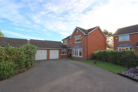 4 bedroom detached house for sale - Cherrytree Drive, The Chestnuts, School Aycliffe