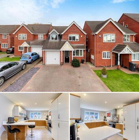 4 bedroom detached house for sale - Chapman Close, Barlestone
