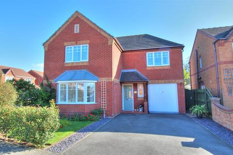 4 bedroom detached house for sale - Marston Way, Heather, Coalville