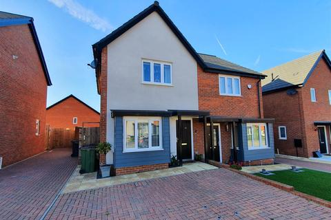 2 bedroom semi-detached house for sale - Pepper Drive, Ibstock