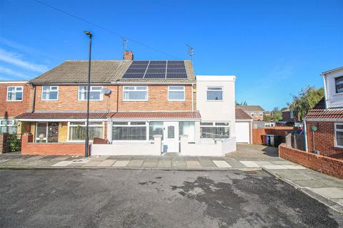 4 bedroom semi-detached house for sale - Bywell Avenue, Red House Farm, Newcastle Upon Tyne